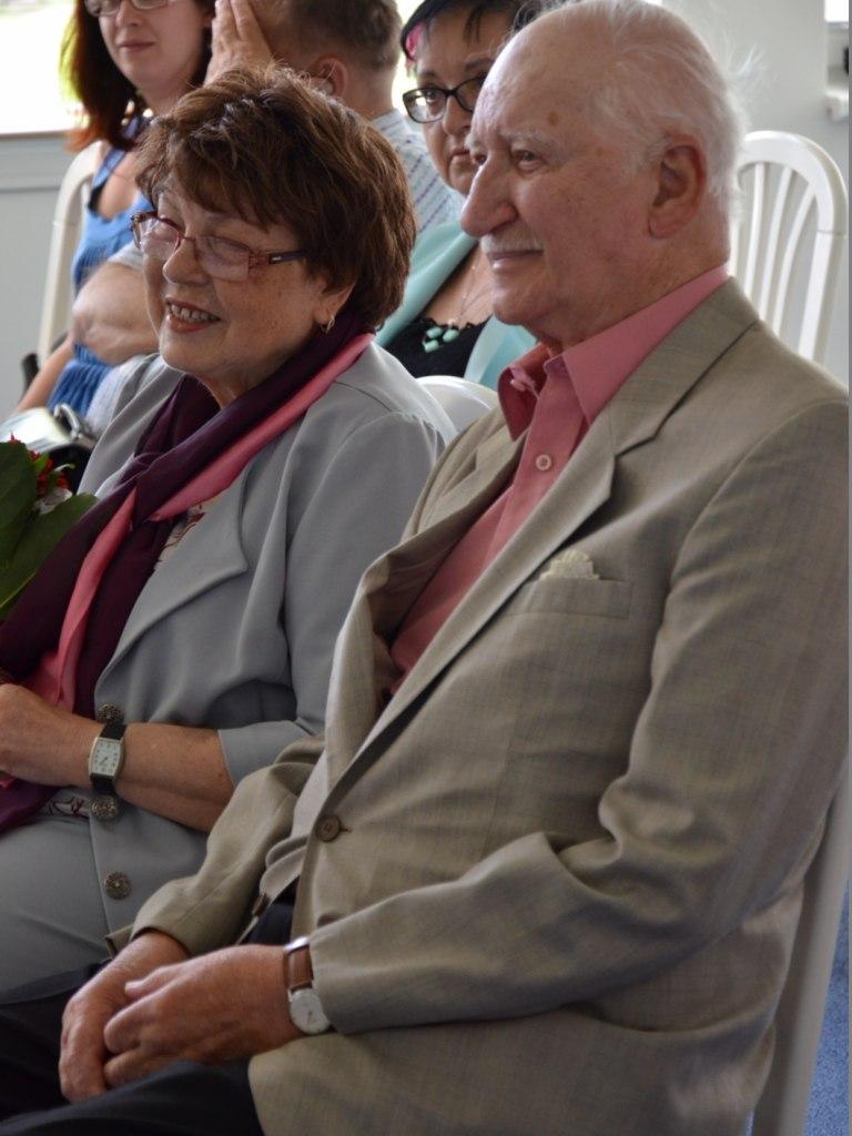 Diamantová svatba manželů Schwarzerových 29. 7. 2017 9